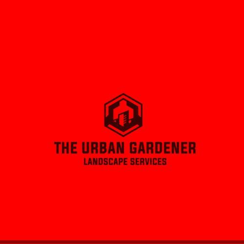 The Urban Gardener Logo