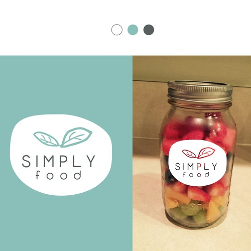 Help us make clean eating look as fresh and fast as it tastes with a simple logo.