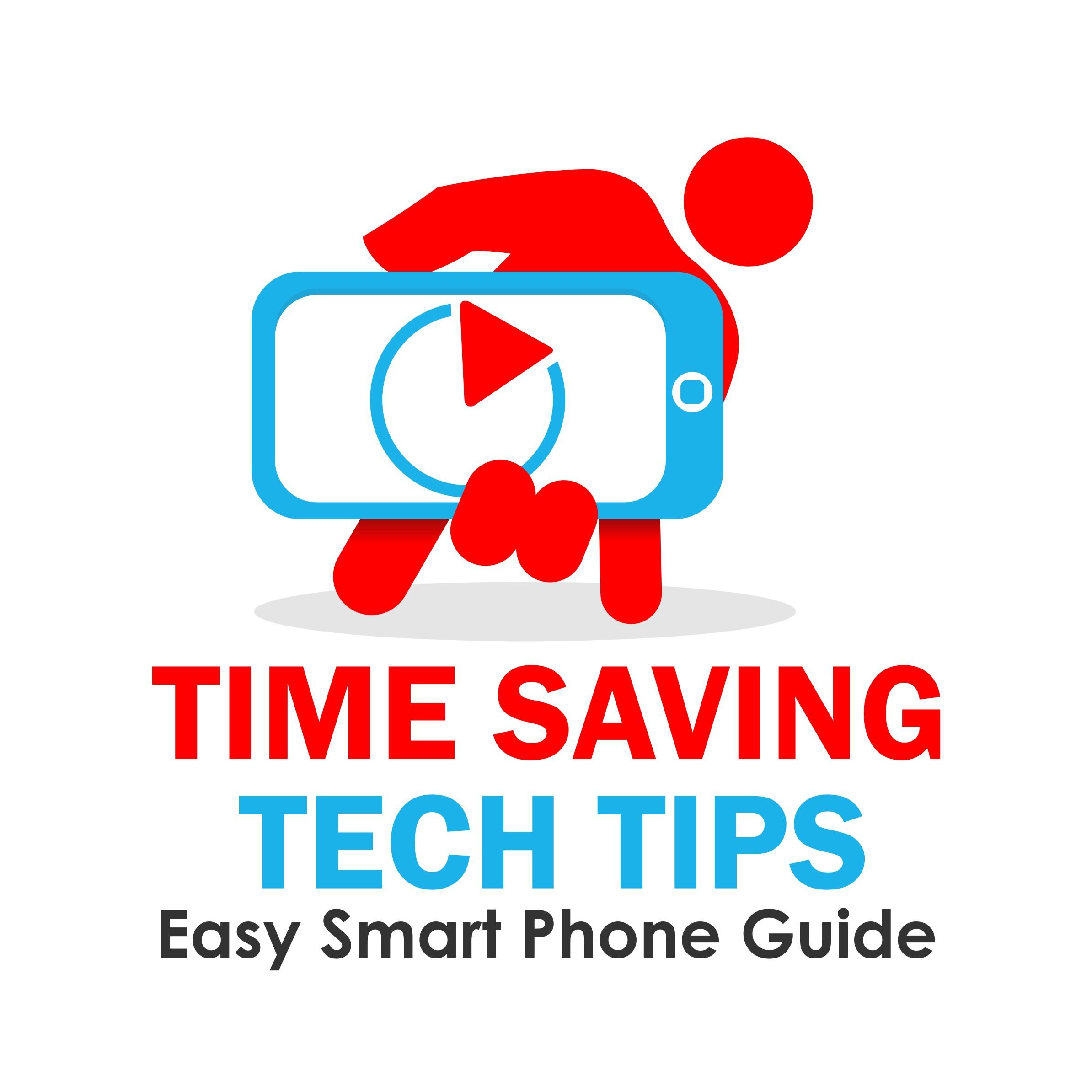 Design a logo for a smartphone tutorial company