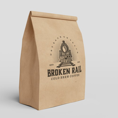 Broken Rail Cold Brew Coffee