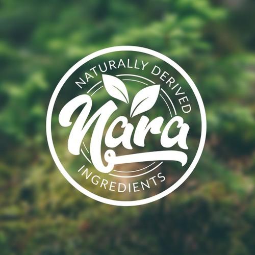 Logo concept for Nara skincare