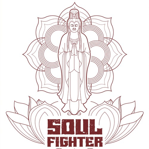 Soul Fighter t-shirt design contest