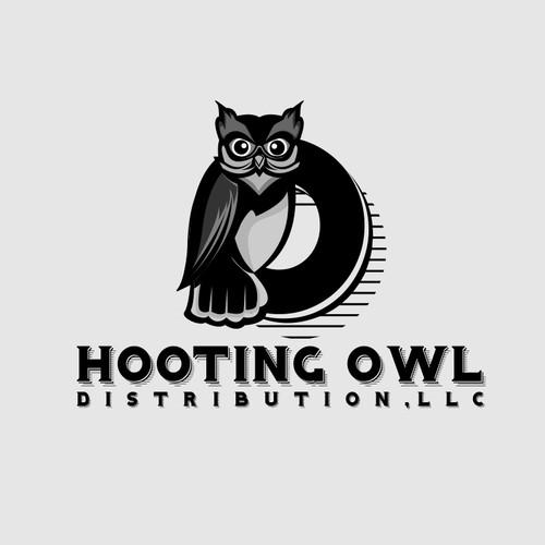 Logo HOOTING OWL