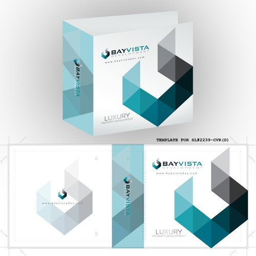 bayvista folder design