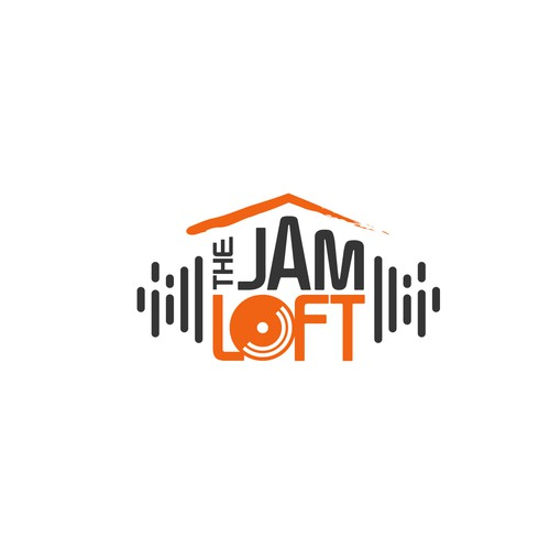 logo concept for recording studio