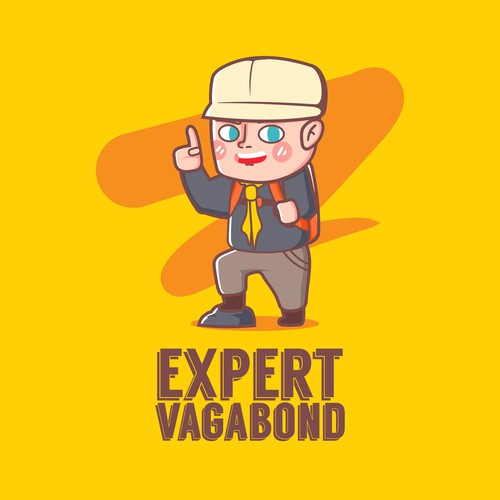 Adventurer Mascot Design