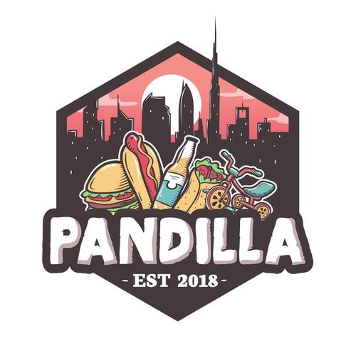 Pandilla logo
