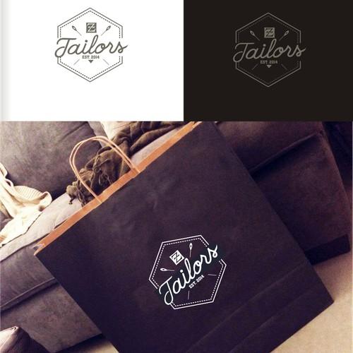 Logo Design for Tailoring Startup
