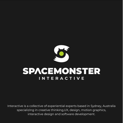 SPACEMONSTER INTERACTIVE LOGO