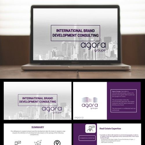 Presentation Agora Groupe