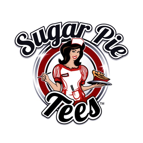 Help Sugar Pie Tees with a new logo