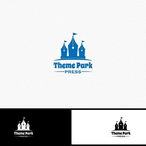 New logo wanted for Theme Park Press