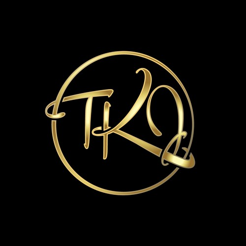 Wedding monogram logo