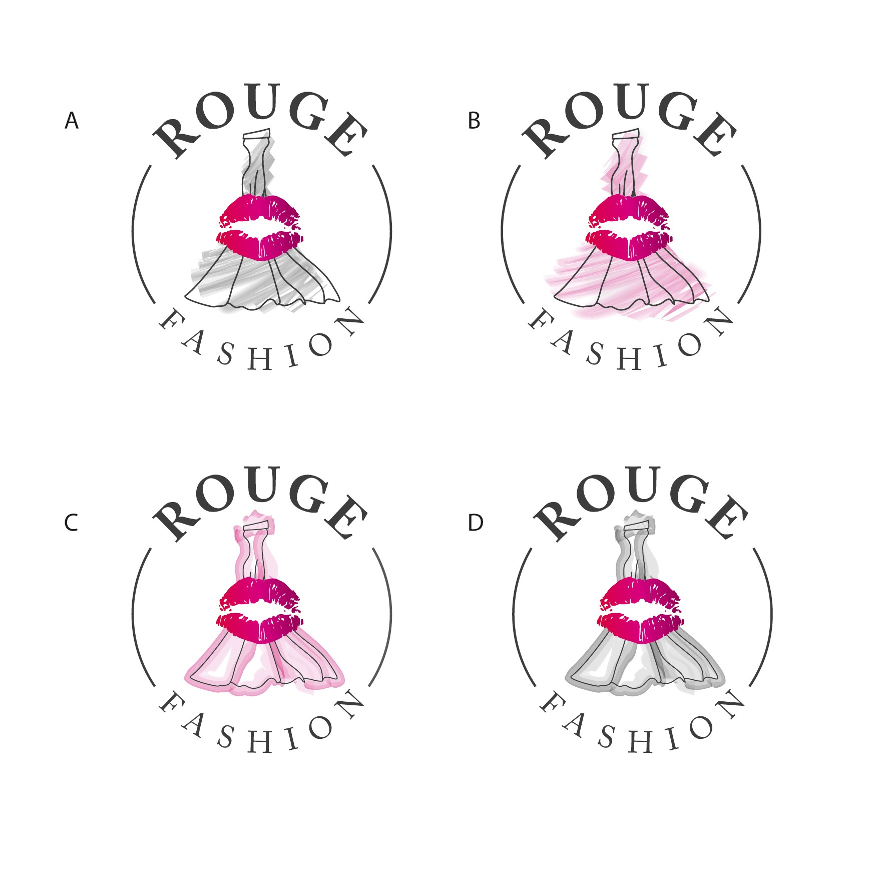 Developing a new logo for a Ladies Fashion Design Boutique
