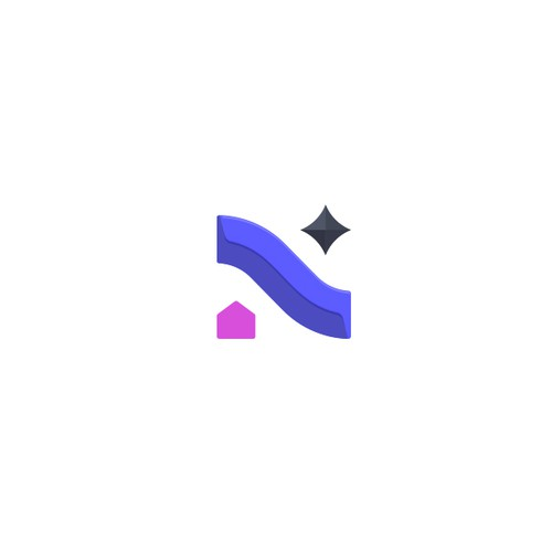 Logo concept for Northern Lights Logo