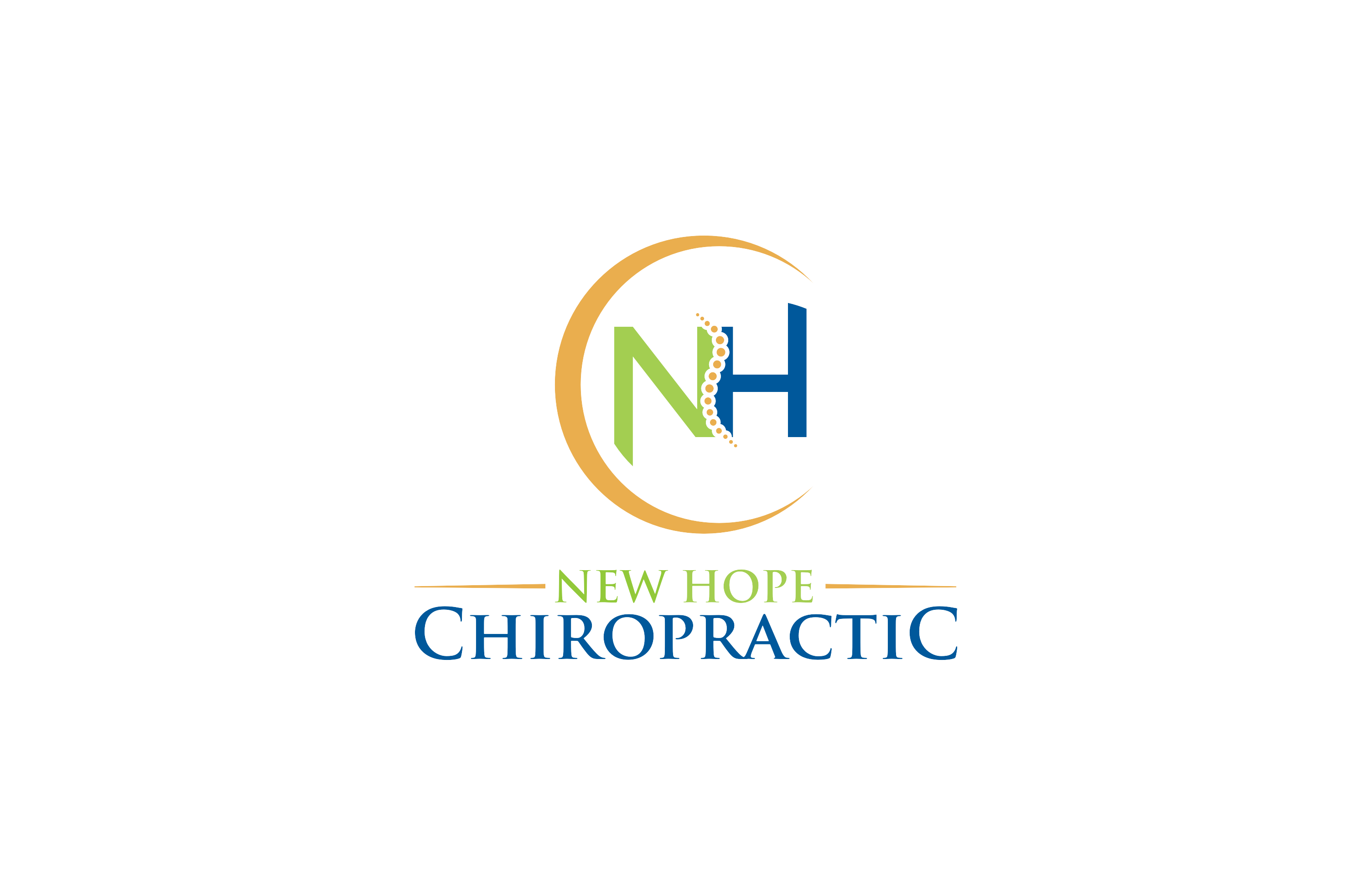 New and updated Chiropractic clinic logo wanted