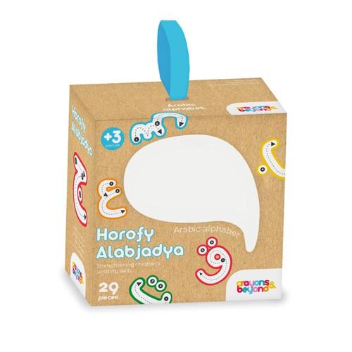 Children's toy packaging