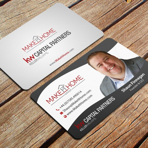 Business Card Design for a Great Client