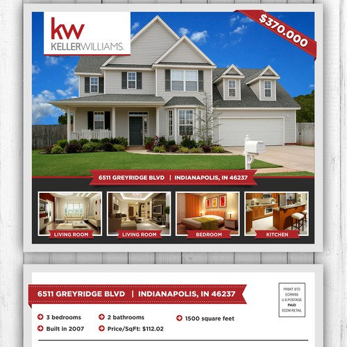 Flyer Design for Real Estate Company!