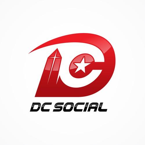 DC SOCIAL logo