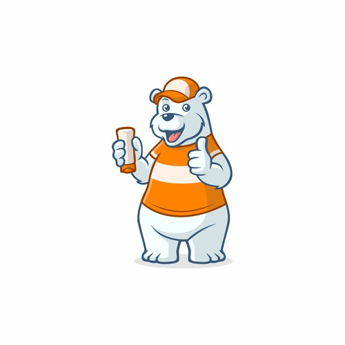 Polar Bear Sunscreen