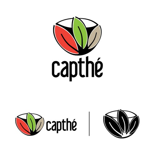 logo for capthé
