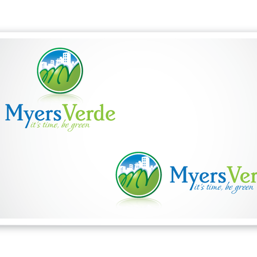 Logo for Myers Verde Company