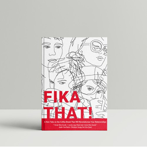 Book cover: Fika that!