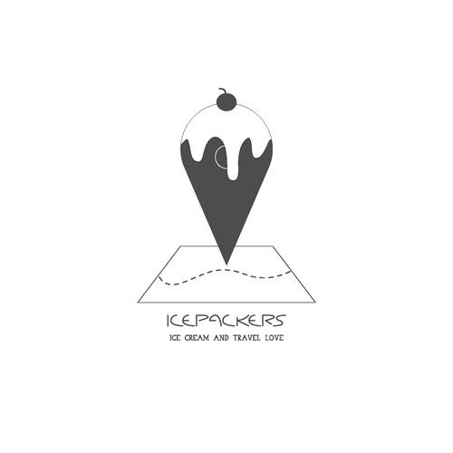 Backpackers travel blog logo needed