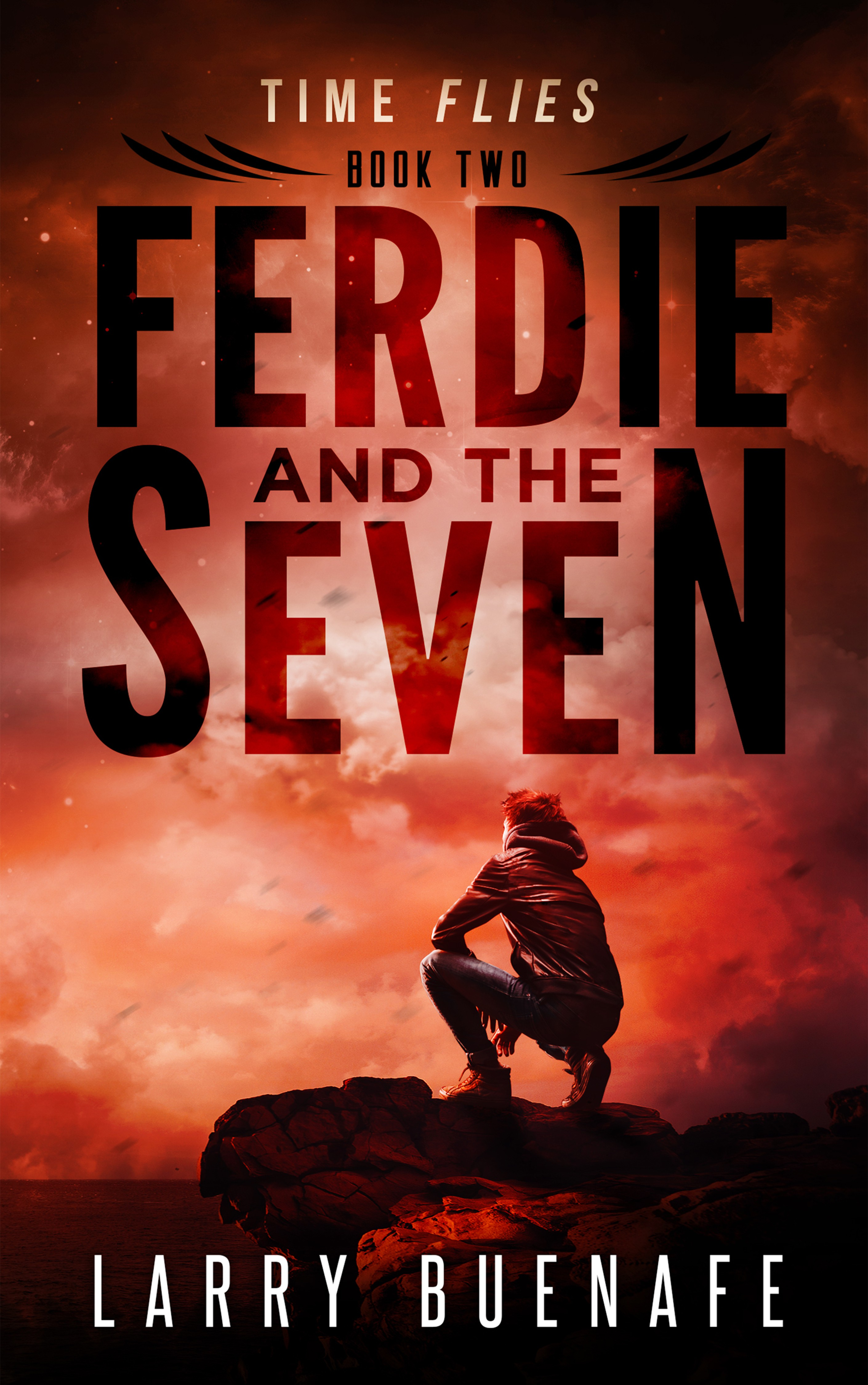 Ferdie and the Seven, book two:  Time Flies