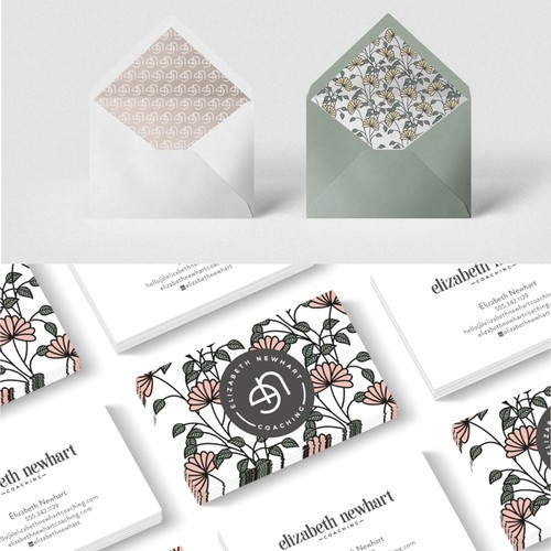 Business Card + Stationary