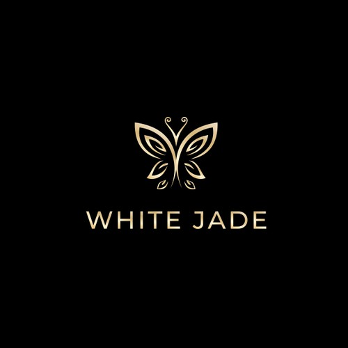 White Jade - Eastern Herbs - Beauty Food logo creator needed