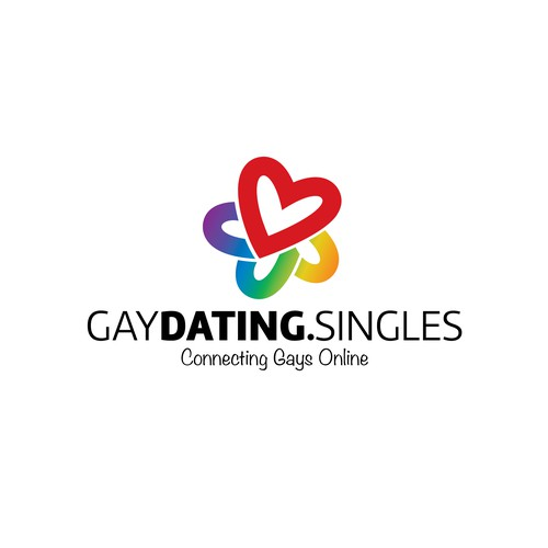 Logo for a Gay Dating website