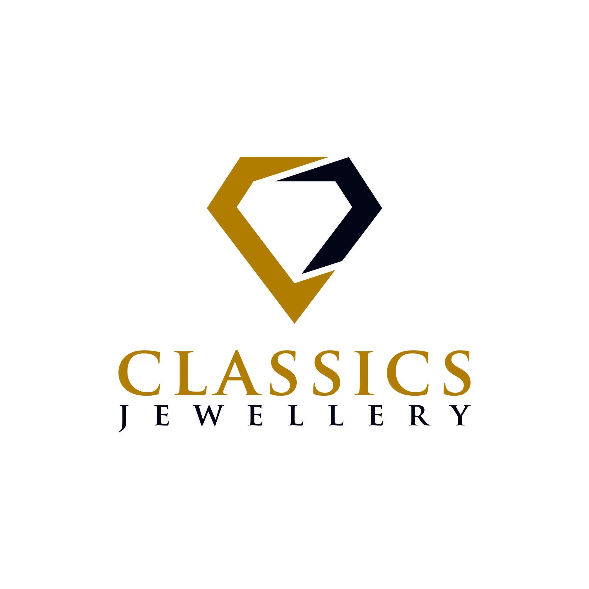 Design an adorable logo for Classics Jewellery