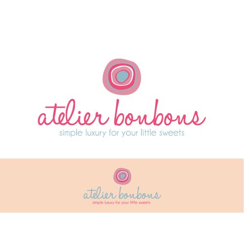 Help Atelier Bonbons with a new logo