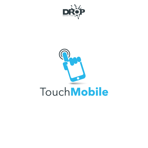 Create the next logo for touch mobile