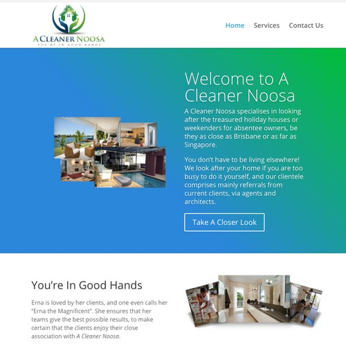 Web Design & Build for Family Business