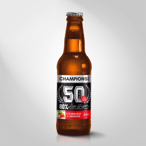 Cider for Champions