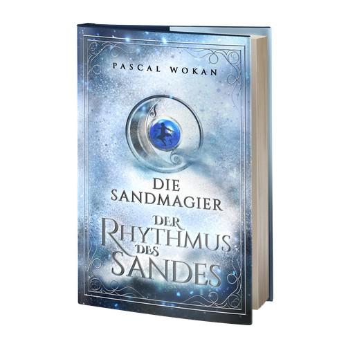 "Book Cover ""Die Sandmagier: Der Rhythmus des Sandes"""