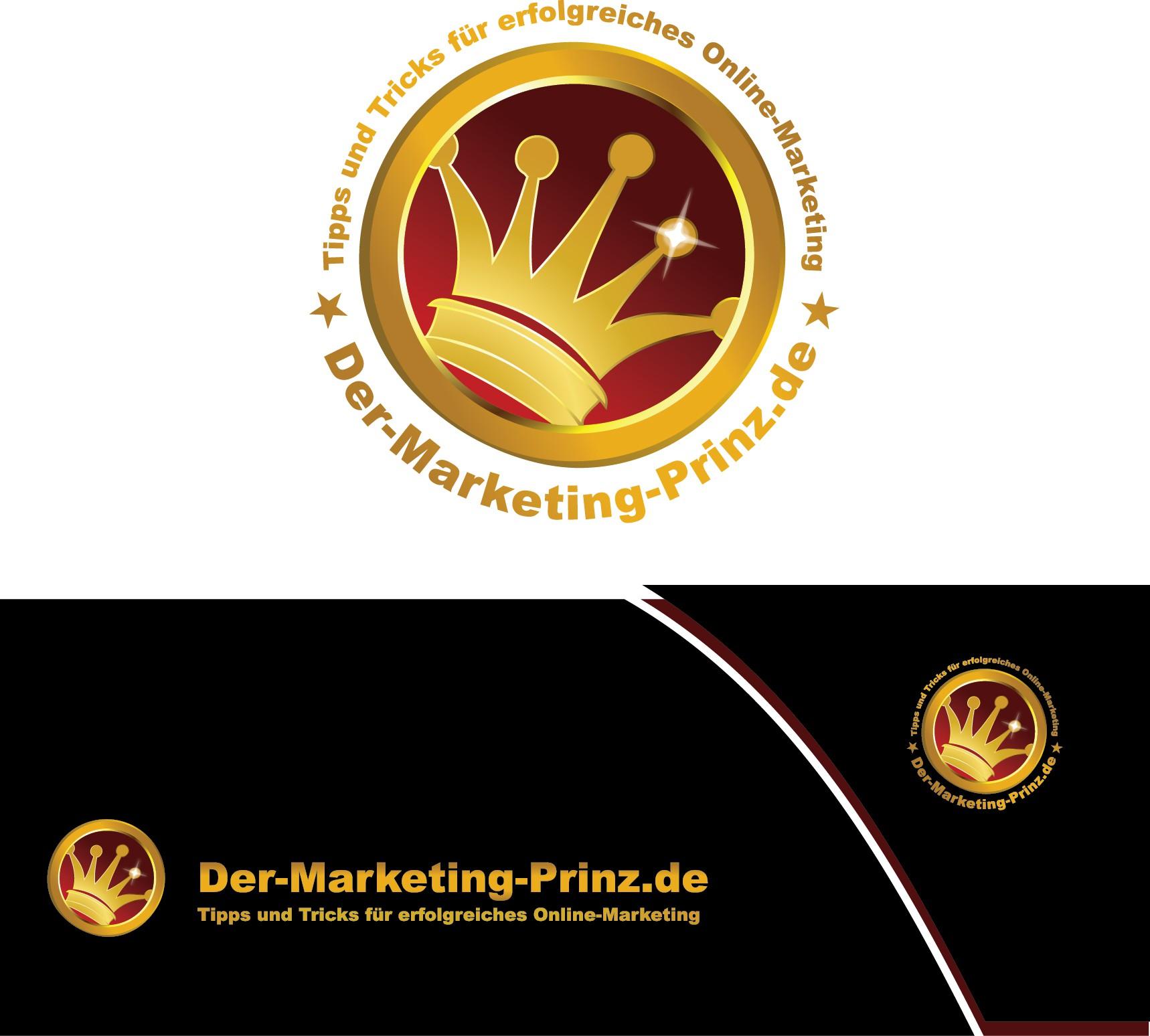 Der-Marketing-Prinz.de benötigt Logo