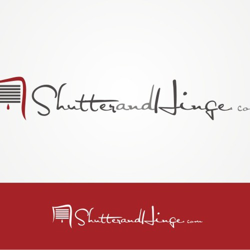 New Logo for a ShutterandHinge.com