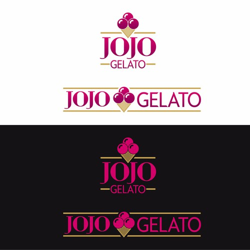 Looking for a High-End, Classic Logo for a Gelato Shop