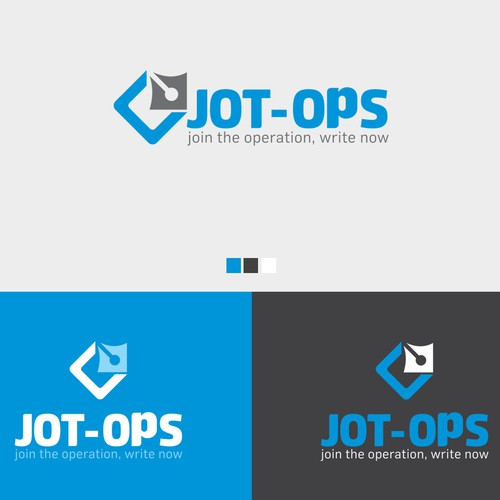 Logo for jot-ops