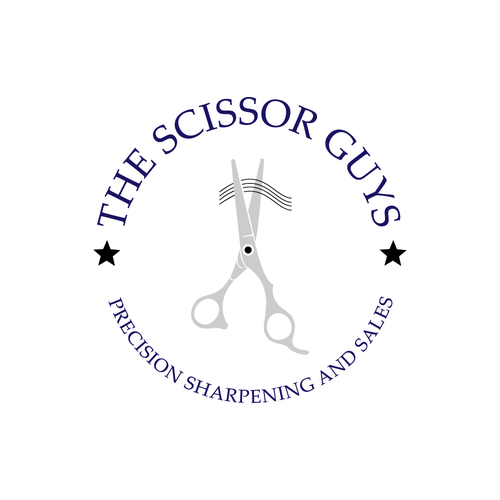 Logo needed for scissor sales and sharpening company