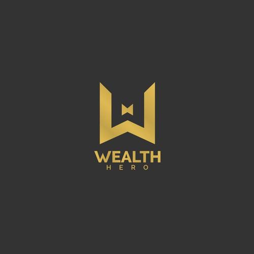 Logo for Wealth Hero