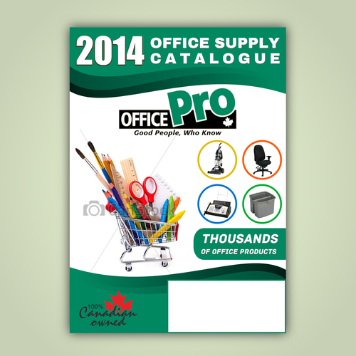 Cover For Office Catalogue