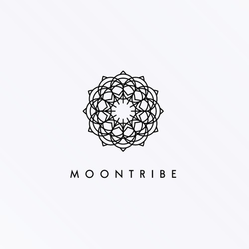 Moontribe Logo Design