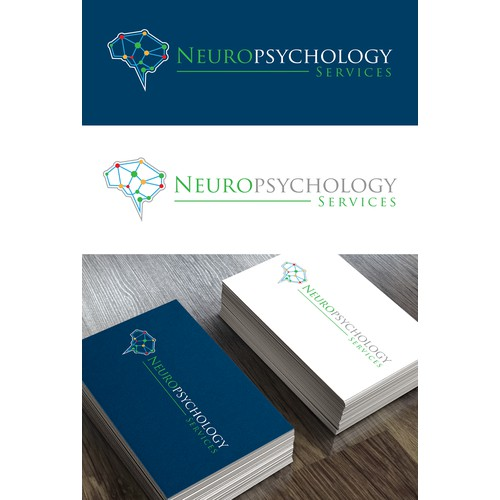 Create a captivating logo for a brain scientist/neuropsychologist!