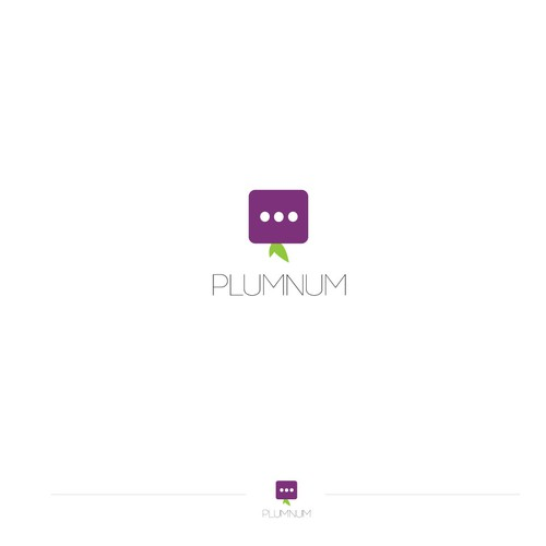 my callout fruit concept for plumnum