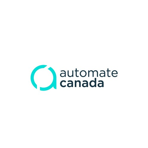 Automate Canada a cool new logo